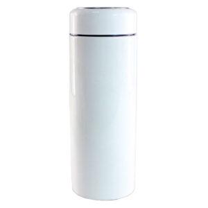 Кружка-термос с завинчивающейся крышкой 450 мл