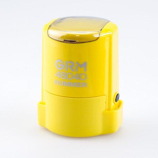 Печать grm-46040-hummer-yellow-gloss