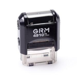 Печать grm-4910-p3-gloss-black