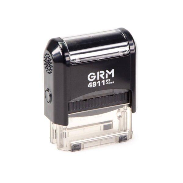 Печать grm-4911-p3-black