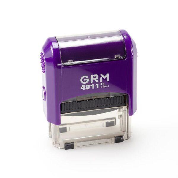 Печать grm-4911-p3-gloss-violet