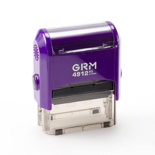 Печать grm-4912-p3-gloss-violet