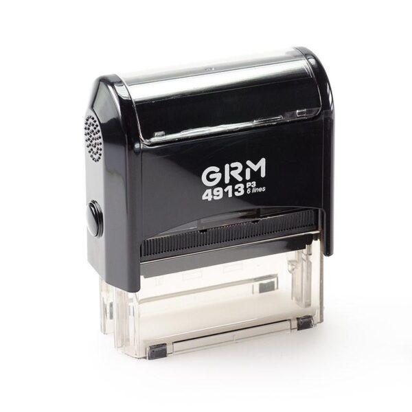 Штамп grm-4913-p3-gloss-black