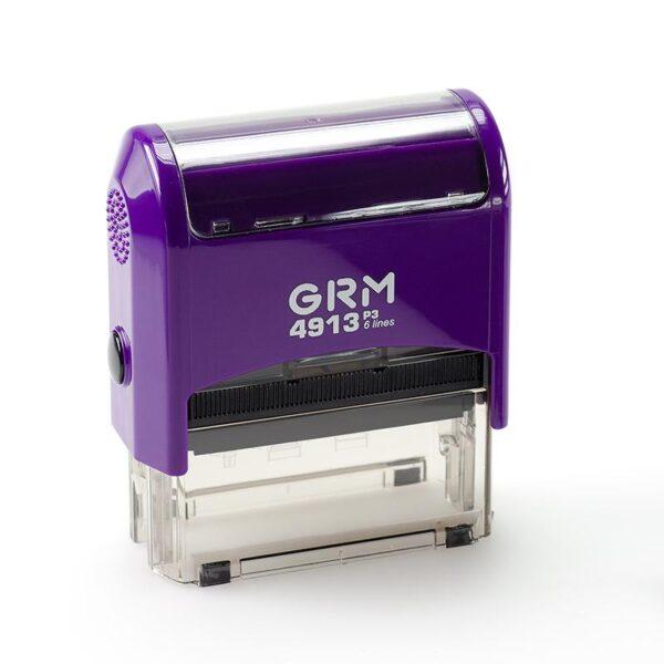 Печать grm-4913-p3-gloss-violet