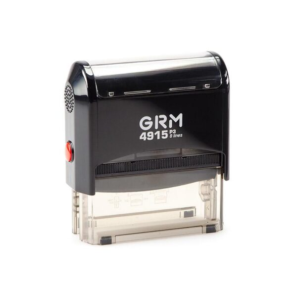 Штамп grm-4915-p3-gloss-black