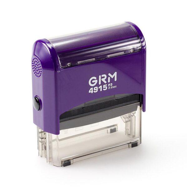 Штамп grm-4915-p3-gloss-violet