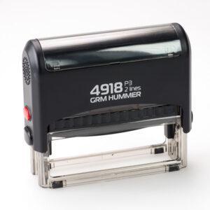 Штамп grm-4918-p3-hummer