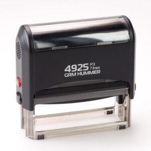Штамп grm-4925-p3-hummer