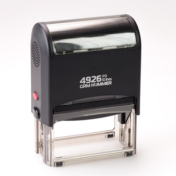 Штамп grm-4926-p3-hummer