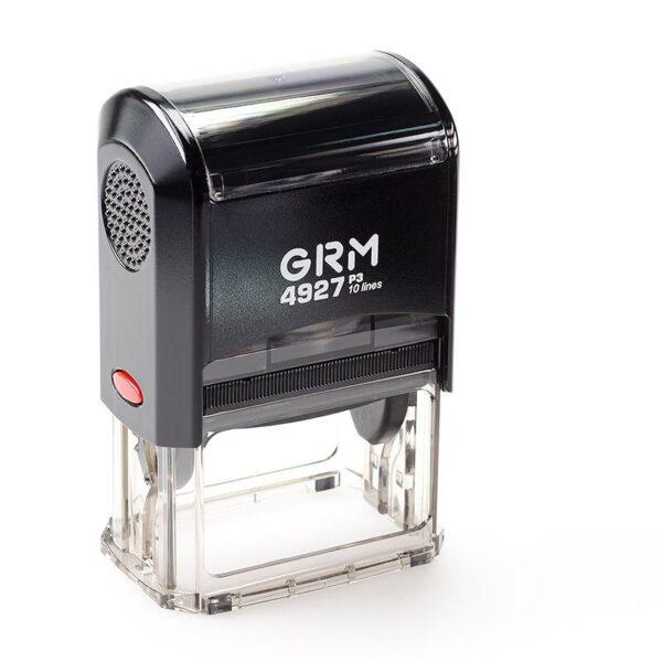 Штамп grm-4927-p3-gloss-black