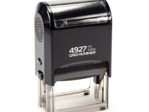 Штамп grm-4927-p3-hummer