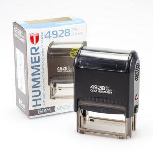 Штамп grm-4928-p3-hummer