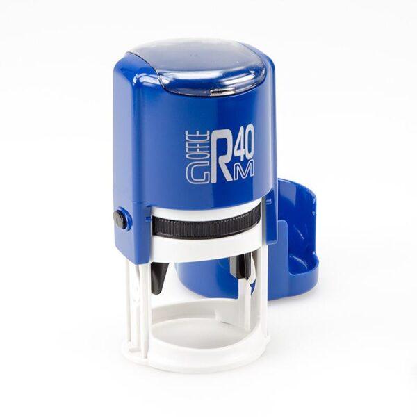 Печать grm-r40-office-box-glossy-blue