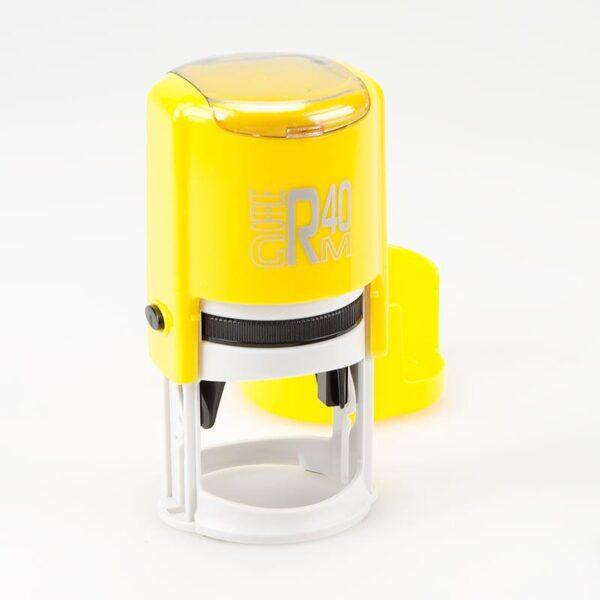 Печать grm-r40-office-box-glossy-ellow