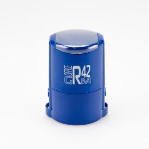 Печать grm-r42-office-box-glossy-blue
