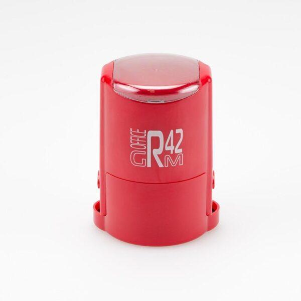 Печать grm-r42-office-box-glossy-red_black