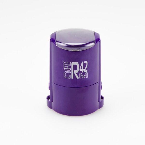 Печать grm-r42-office-box-glossy-violet