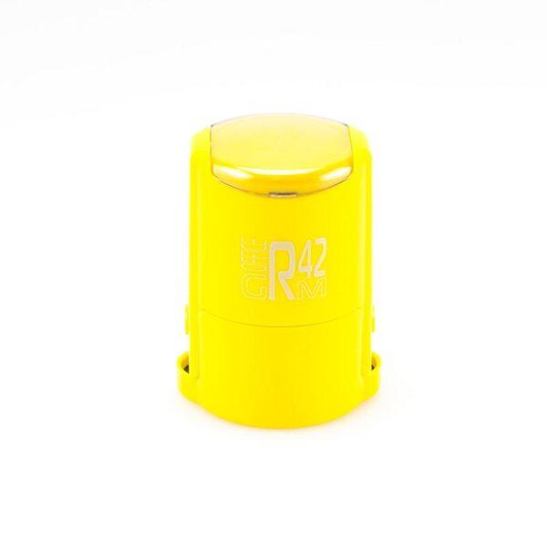 Печать grm-r42-office-box-glossy-yellow_black