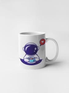 Кружка Космонавт